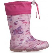 Adam's Shoes Παιδικές Γαλότσες 528-6516 Ροζ