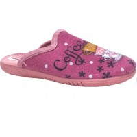 Adam's Shoes Γυναικείες Παντόφλες 624-18600 Σομόν