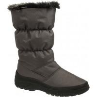 Adam's Shoes Γυναικεία Μποτάκια Apres Ski  591-19504 Πούρο