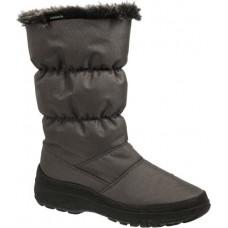 Adam's Shoes Γυναικεία Μποτάκια Apres Ski  591-18502 Γκρί