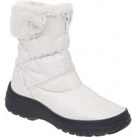 Adam's Shoes Γυναικεία Μποτάκια Apres Ski 591-19509 Λευκό