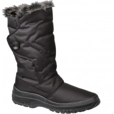 Adam's Shoes Γυναικεία Μποτάκια Apres Ski 591-20507 Μαύρο