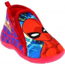 Adam's Shoes Παιδικές Παντόφλες Marvel Spiderman 420-18524 Κόκκινο