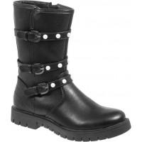 Adam's Shoes Παιδικά Μποτάκια 429-18505 Μαύρο