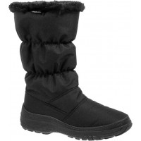 Adam's Shoes Γυναικεία Μποτάκια Apres Ski  591-20503 Μαύρο