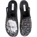 Adam's Shoes Ανδρικές Παντόφλες 624-20513 Μαύρο
