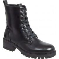 Adam's Shoes Γυναικεία Μποτάκια 829-20524 Μαύρο
