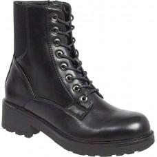 Adam's Shoes Γυναικεία Μποτάκια 829-20528 Μαύρο