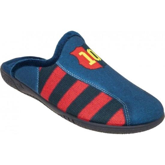 Adam's Shoes Παιδικές Παντόφλες 624-20545 Μπλέ