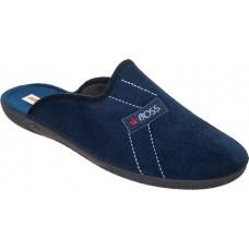 Adam's Shoes Ανδρικές Παντόφλες 624-20527 Μπλέ