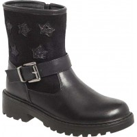 Adam's Shoes Παιδικά Μποτάκια 762-20506 Μαύρο