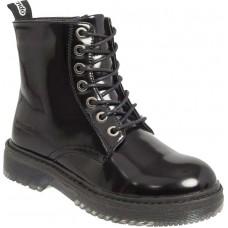 Adam's Shoes Παιδικά Μποτάκια 762-20508 Μαύρο