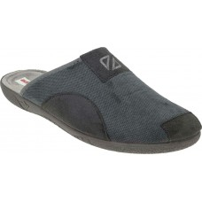Adam's Shoes Ανδρικές Παντόφλες 624-19512 Γκρί