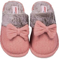 Adam's Shoes Γυναικείες Παντόφλες 917-18501 Ρόζ