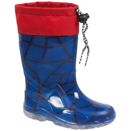 Adam's Shoes Παιδικές Γαλότσες 528-18515 Μπλε