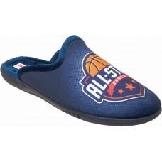 Adam's Shoes Παιδικές Παντόφλες 624-20546 Μπλέ