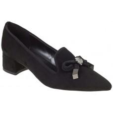 Adam's Shoes Γυναικείες Γόβες 811-19521 Μαύρο Suede
