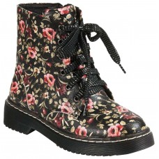Adam's Shoes Παιδικά Μποτάκια 822-18536 Μαύρο