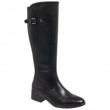 Adam's Shoes Γυναικείες Μπότες 829-18502 Μαύρο