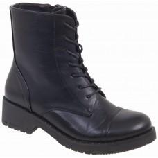 Adam's Shoes Γυναικεία Μποτάκια 829-19555 Μαύρο
