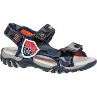 Adam's Shoes Παιδικό Πέδιλο 870-18046 Μπλέ