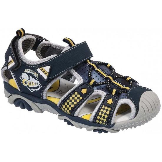Adam's Shoes Παιδικά Πέδιλα 870-19012 Μπλέ