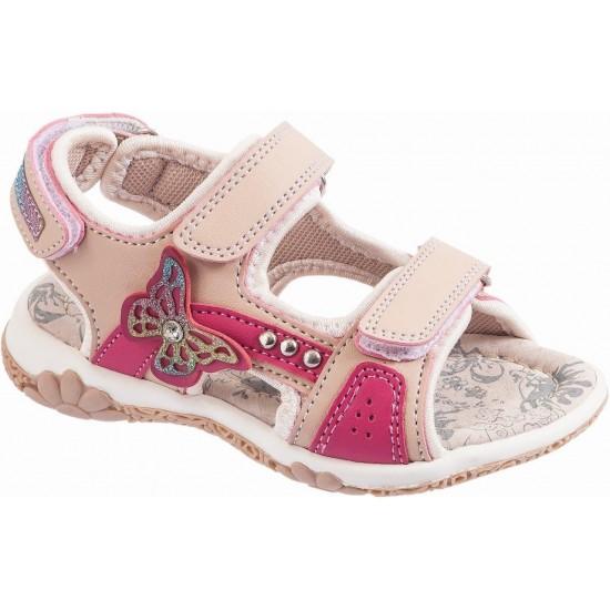 Adam's Shoes Παιδικά Πέδιλα 870-20006 Nude
