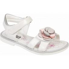 Adam's Shoes Παιδικά Πέδιλα 870-20012 Λευκό