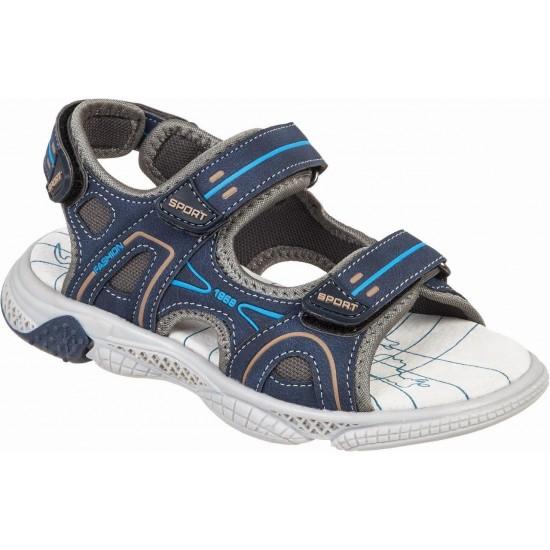 Adam's Shoes Παιδικά Πέδιλα 870-20019 Μπλέ