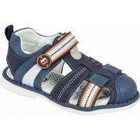 Adam's Shoes Παιδικά Πέδιλα 870-20021 Μπλέ
