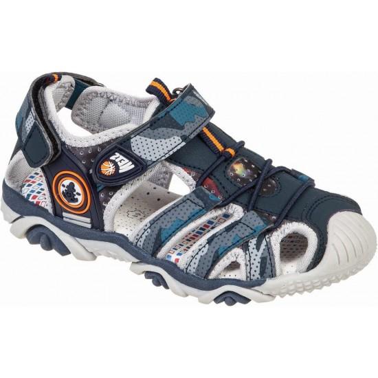 Adam's Shoes Παιδικά Πέδιλα 870-20024 Μπλέ