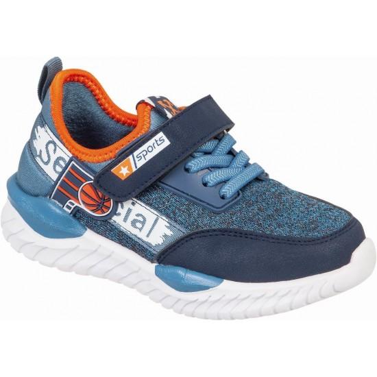 Adam's Shoes Παιδικά Αθλητικά 870-20029 Μπλέ