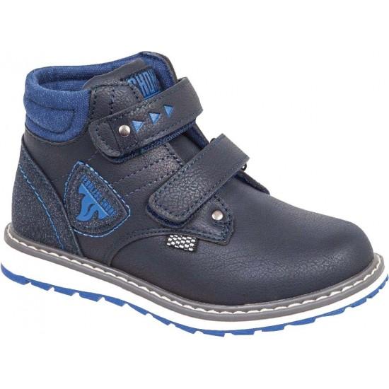 Adam's Shoes Παιδικά Μποτάκια 871-19503 Μπλέ