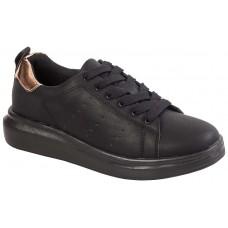 Adam's Shoes Γυναικεία Sneakers 921-19512 Μαύρο