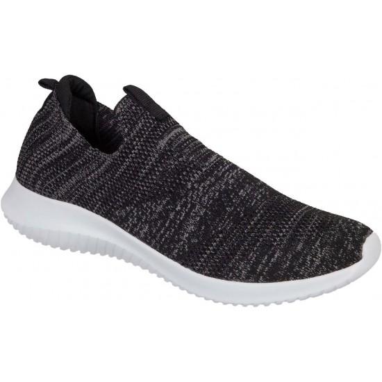 Adam's Shoes Γυναικεία Sneakers 921-20001 Μαύρο