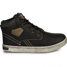 Adam's Shoes Παιδικά Μποτάκια 822-5571 Μαύρο