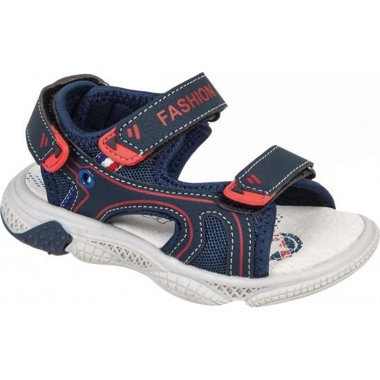 Adam's Shoes Παιδικά Πέδιλα 870-20018 Μπλέ
