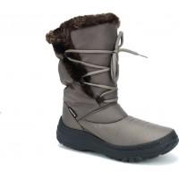 Adam's Shoes Γυναικεία Μποτάκια Apres Ski  591-18501 Γκρί