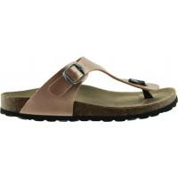 Adam's Shoes Γυναικεία Σανδάλια 708-21003 Χαλκός