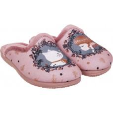 Adam's Shoes Παιδικές Παντόφλες 624-21725 Ρόζ
