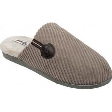 Adam's Shoes Ανδρικές Παντόφλες 895-21505 Πούρο