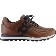 Antonio Ανδρικά Sneakers Δέρμα 1275 Ταμπά