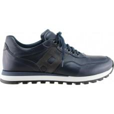 Antonio Ανδρικά Sneakers Δέρμα 1275 Μπλέ