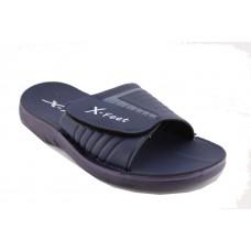 X-Feet Ανδρικές Σαγιονάρες B5 Μπλέ