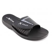 X-Feet Ανδρικές Σαγιονάρες B5 Μαύρο