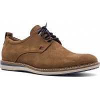 Damiani Ανδρικά Casual Δέρμα 628 Ταμπά Suede