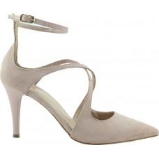 Envie Shoes Γυναικείες Γόβες E02-09052-90 Nude Suede