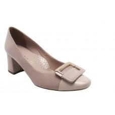 Envie Shoes Γυναικείες Γόβες E02-07162 Nude Suede