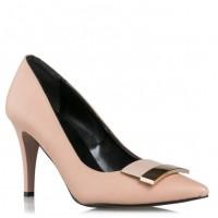 Envie Shoes Γυναικείες Γόβες E02-08700 Nude