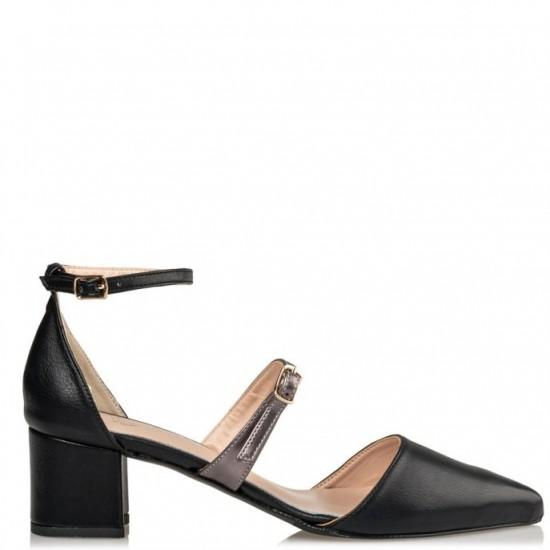 Envie Shoes Γυναικείες Γόβες E02-11074-34 Μαύρο
